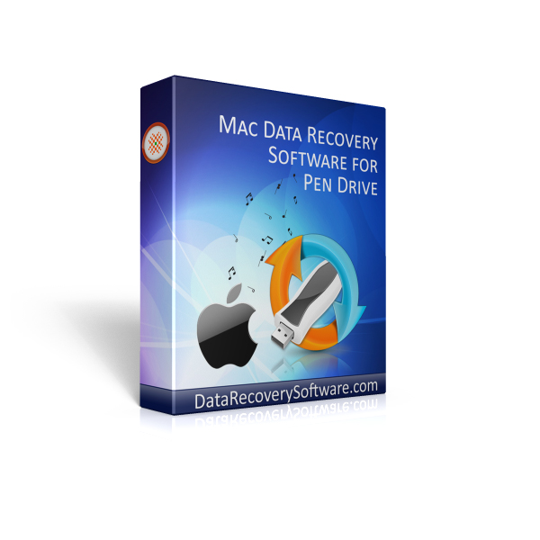 Software for recovering deleted files from pen drive